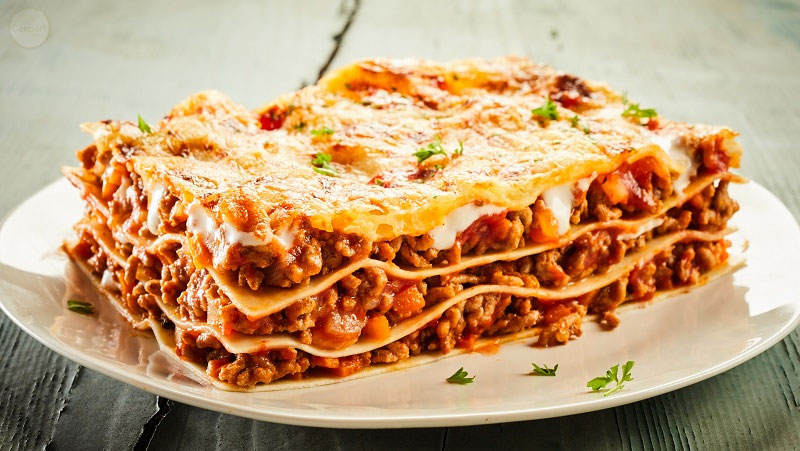 Italian-Sceff-Lasagne
