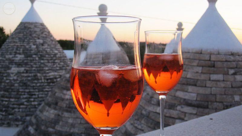 Italian Sceff Puglia vini
