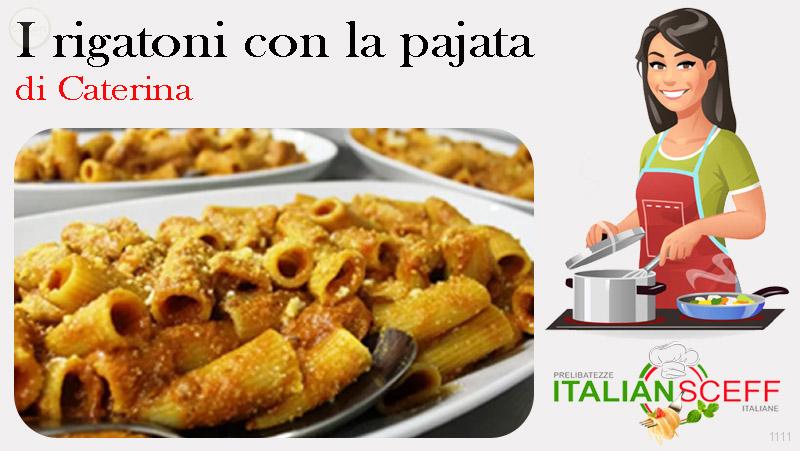 Italian Sceff ricetta caterina