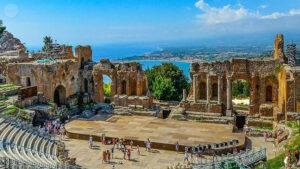 Italian Sceff sicilia