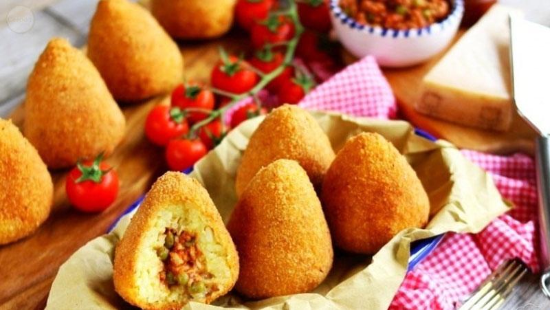 Italian-Sceff-sicilia-Arancino