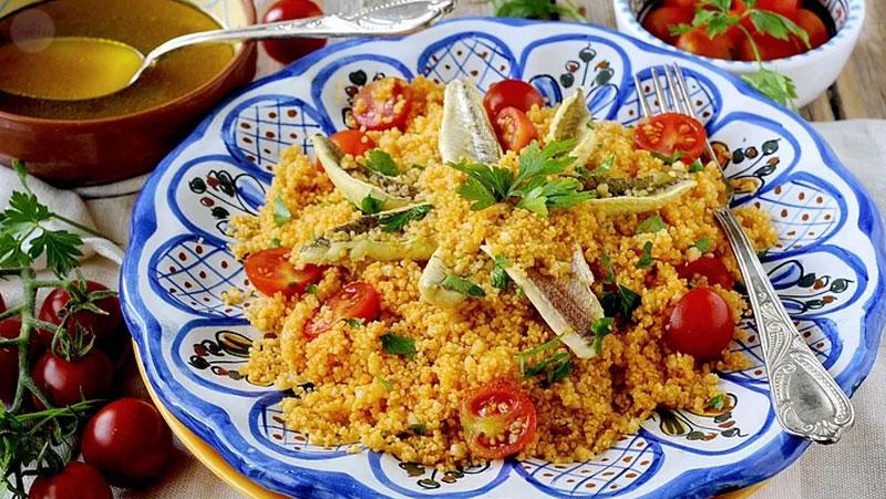 Italian-Sceff-sicilia-Cous-Cous-di-Pesce