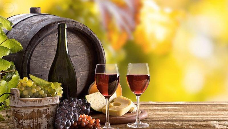Italian Sceff vini toscani